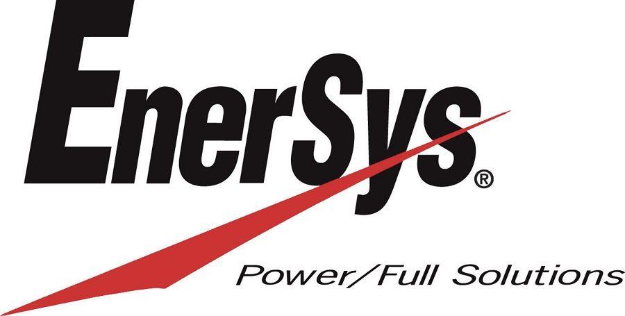 EnerSys Logo (PRNewsFoto/EnerSys)